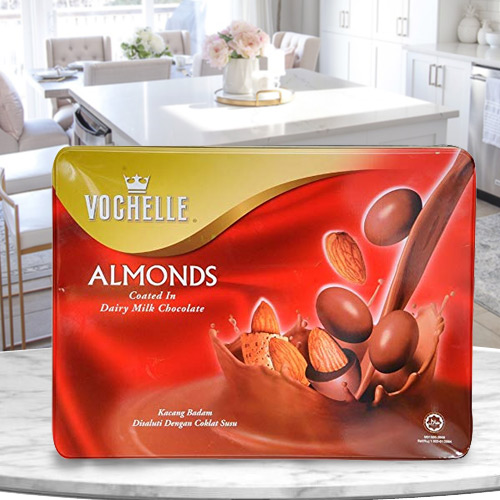 Angelic Vochelle Almond Chocolates