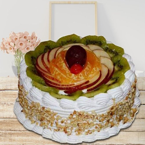 Bakery-Fresh Fresh Fruit Cake<br>
