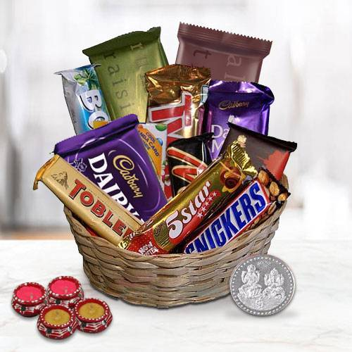 Everlasting Happiness Chocolate Gift Hamper