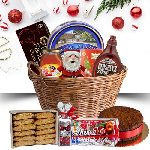Spectacular Christmas Celebration Gift Hamper