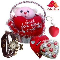 Untold Emotion Valentine Hamper