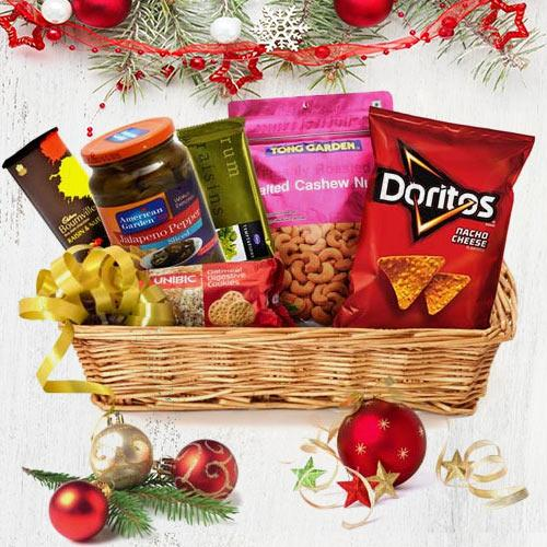 Sweet Christmas Assorted Hamper