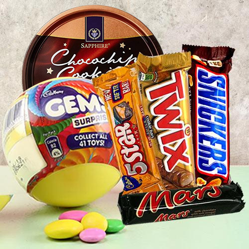 Festive Special Chocolate Gift Hamper