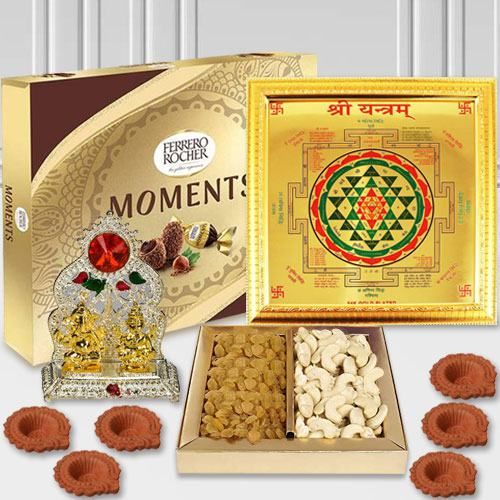 Exquisite Pooja Gift Combo for Diwali