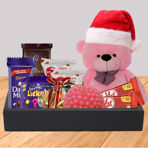 Chocolate Galore X-mas Hamper