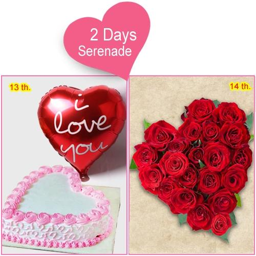 2 Day Love Serenade