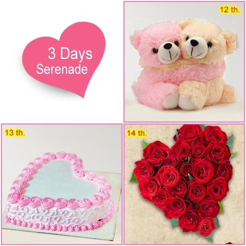 3 Day Pure Love Serenade