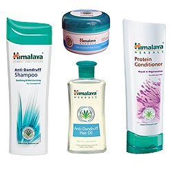 Marvelous Himalaya Herbal 4-in-1 Hair Care Pack