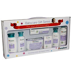 Exclusive Baby Care Gift Pack From Himalaya