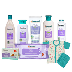 Remarkable Baby Care Products from Himalaya