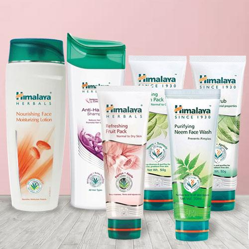 Marvelous Himalaya Beauty Hamper