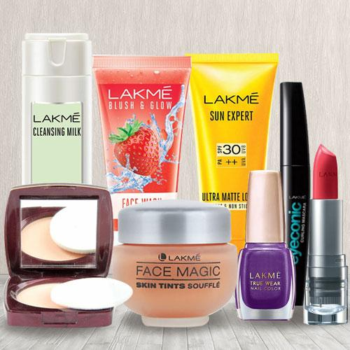 Marvelous Combo of Lakme Beauty Products