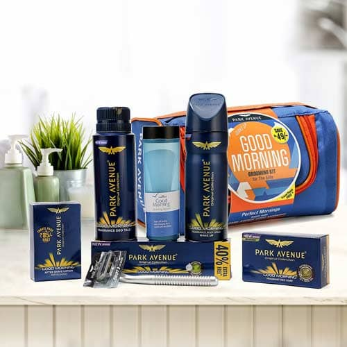 Feel Better Park Avenue Mens Grooming Kit