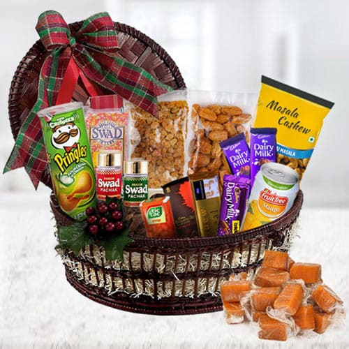 Exclusive Gourmet Gift Basket