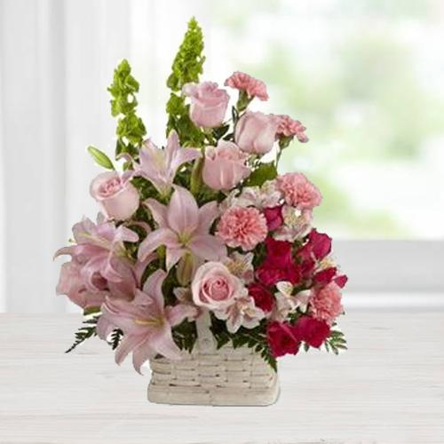 Sublime Blossoms in a Ravishing Arrangement