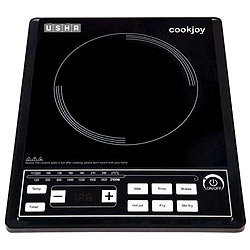 Comfortable Usha C2102P Induction Cook Top