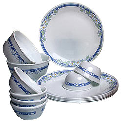 Majestic Dinner Time with Corelle 14 pcs Dinner Set