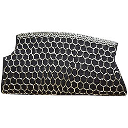 Fashionable Black Evening Clutch from Spice Art