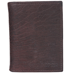 An Exclusive Mens Wallet from Longhorn