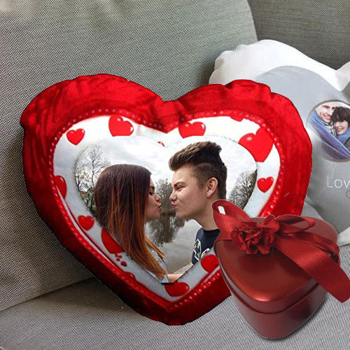 Perfect Heart on Heart Gift