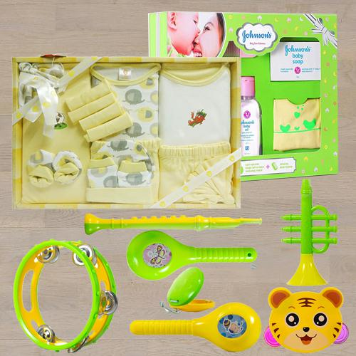 Marvelous Gift Set for Babies