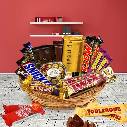 Wonderful Forever Chocolates Gift Hamper