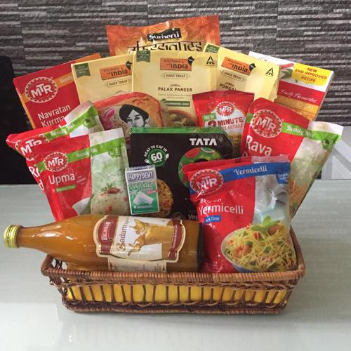 Perfect Addition Indian Recipe Dinner Hamper