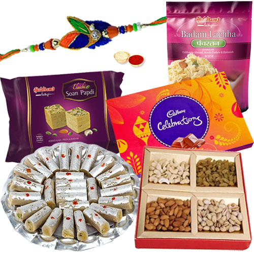 Arresting Compilation of Rakhi Tidbits