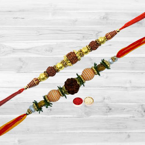 Attractive Thread Rakhi for Brother