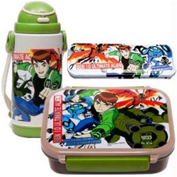 Go-to-School Set from Ben 10