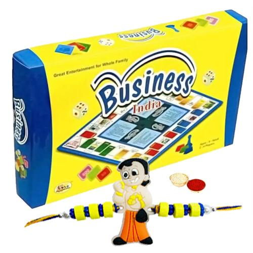 Elegant Business India the Great Whole Family Game