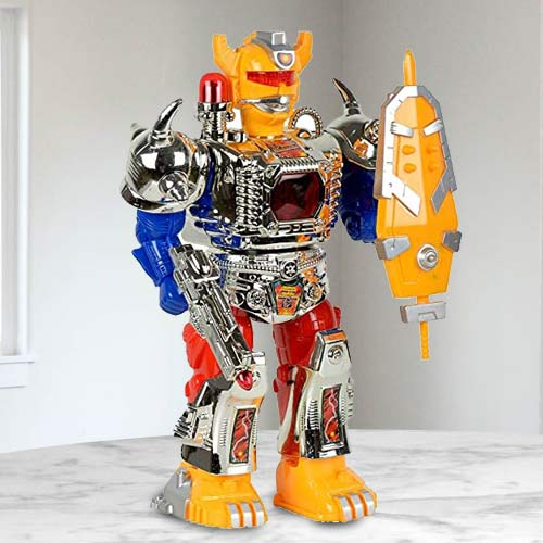 Amazing Battery Operated Walking Robot