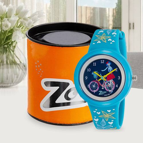 Exclusive Zoop Analog Girls Watch