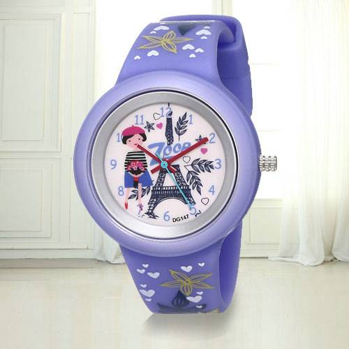 Wonderful Zoop Girls Watch
